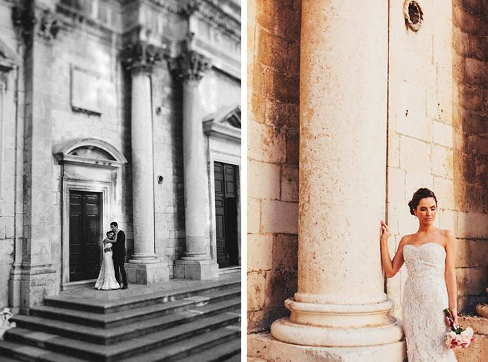 wedding photographer dubrovnik stradun