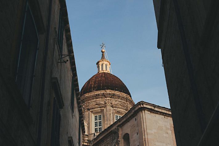cathedral wedding dubrovnik croatia