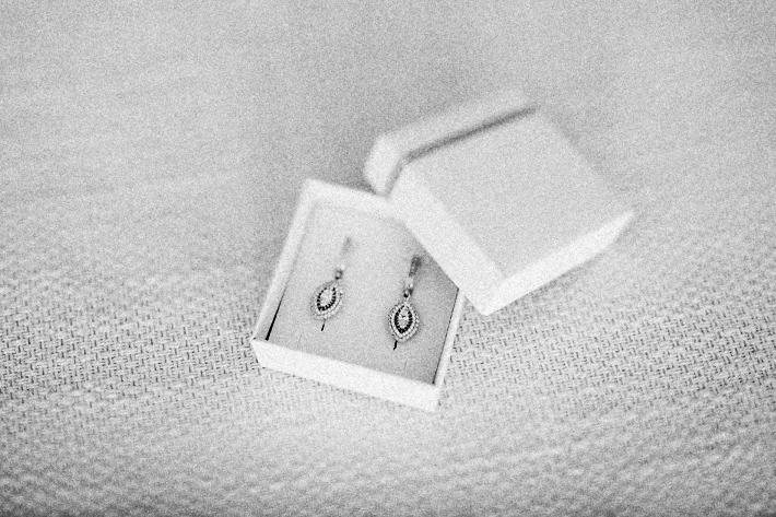 earrings dubrovnik wedding