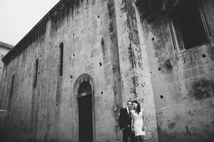 trogir wedding photos