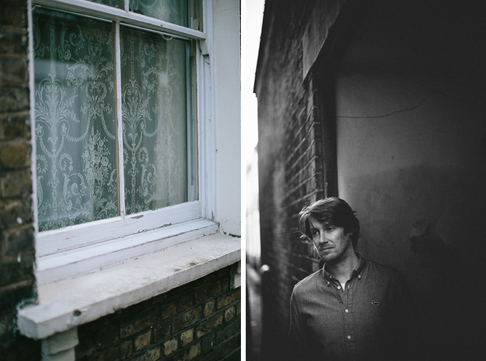 cool london engagement portraits