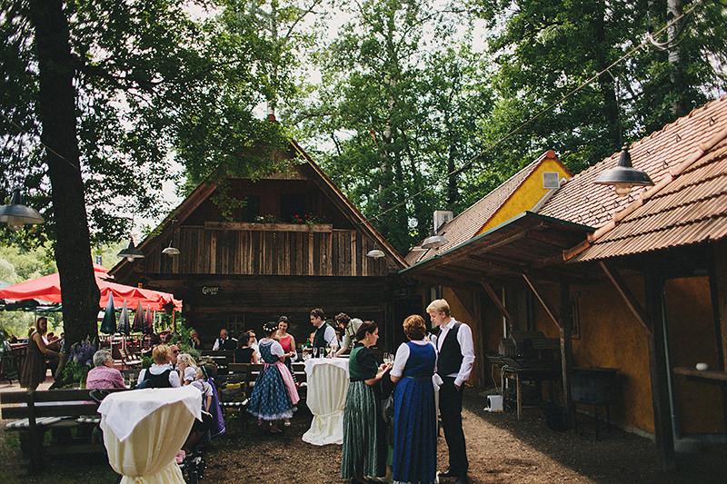 Austria forest wedding photographer