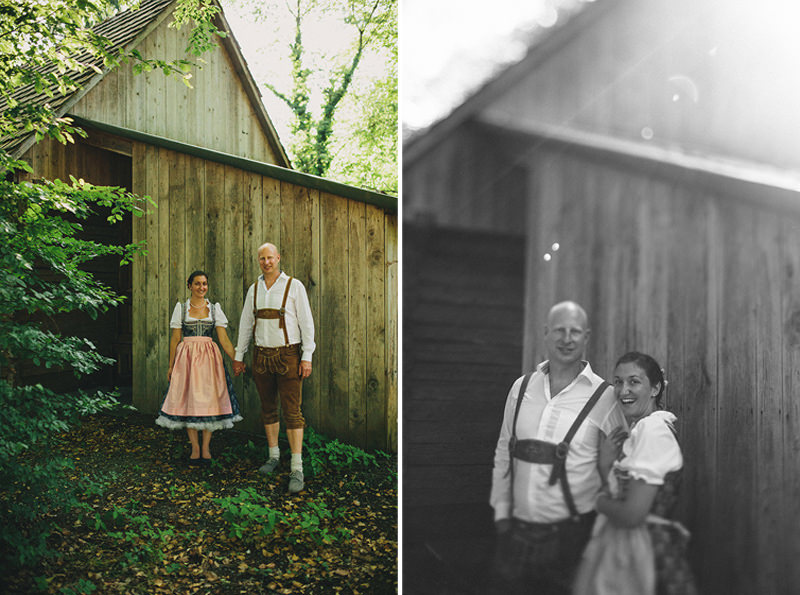 Austria wedding barn