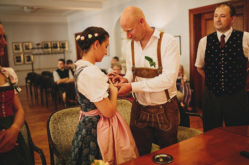 Styria civil wedding photos