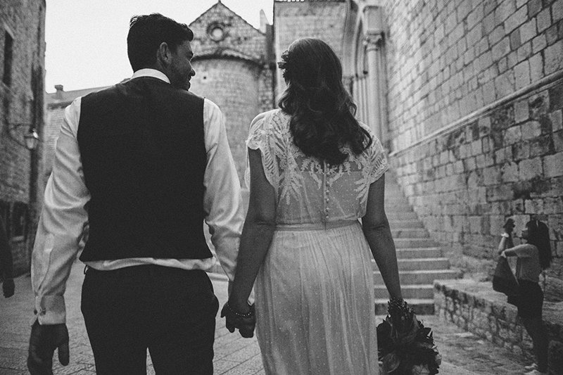 Dubrovnik wedding photos
