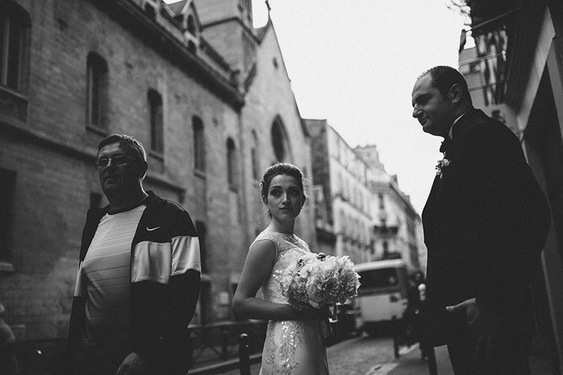 paris montmartre wedding