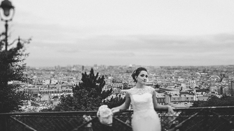 montmartre paris wedding photographer