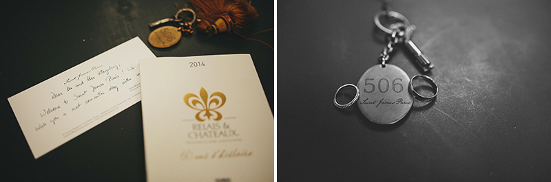 wedding paris rings