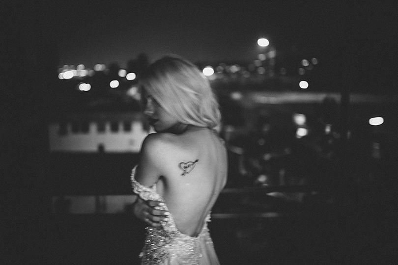 tattoo wedding photography