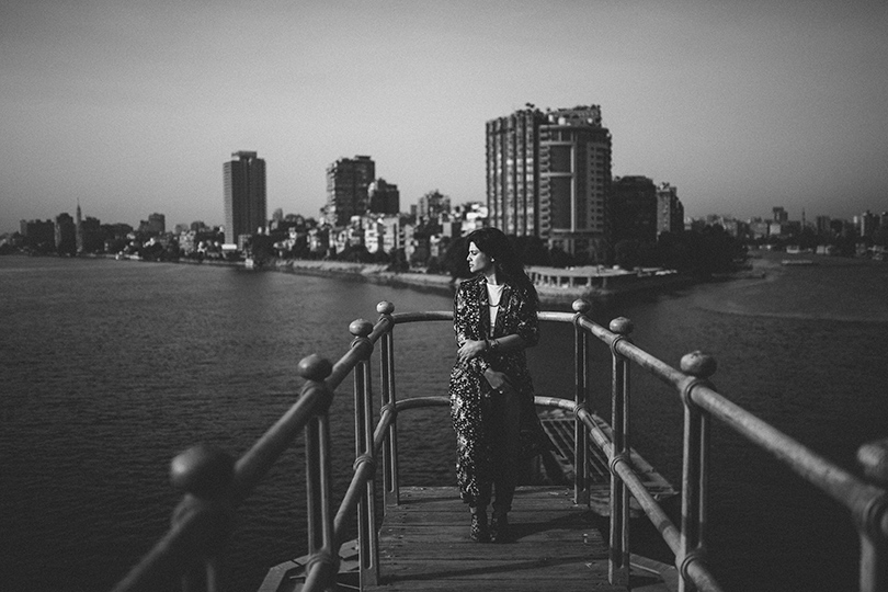 Cairo engagement session photos