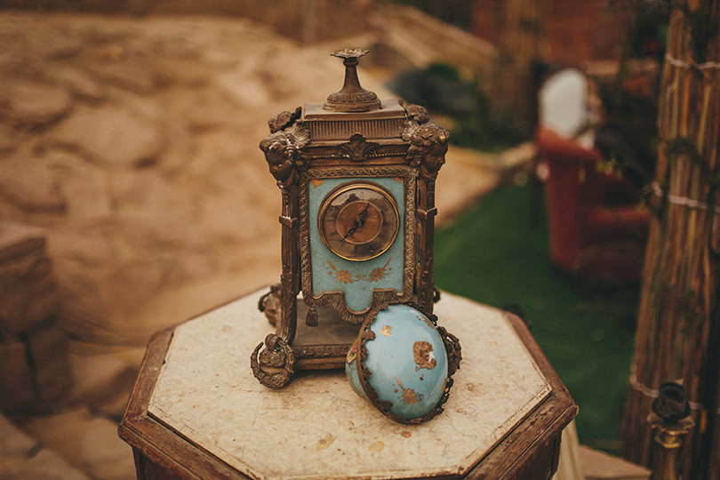 wedding clock