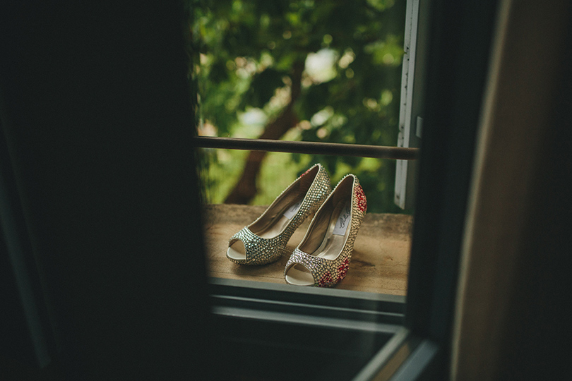 Italy wedding shoes