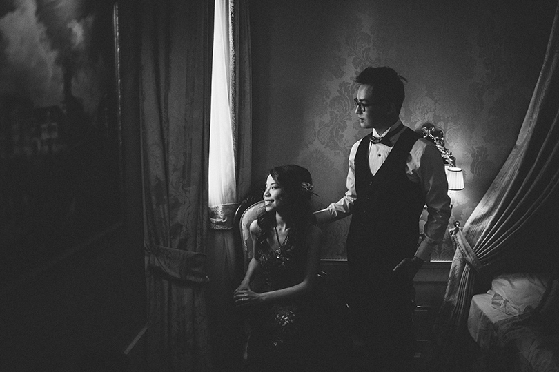 Venice wedding session