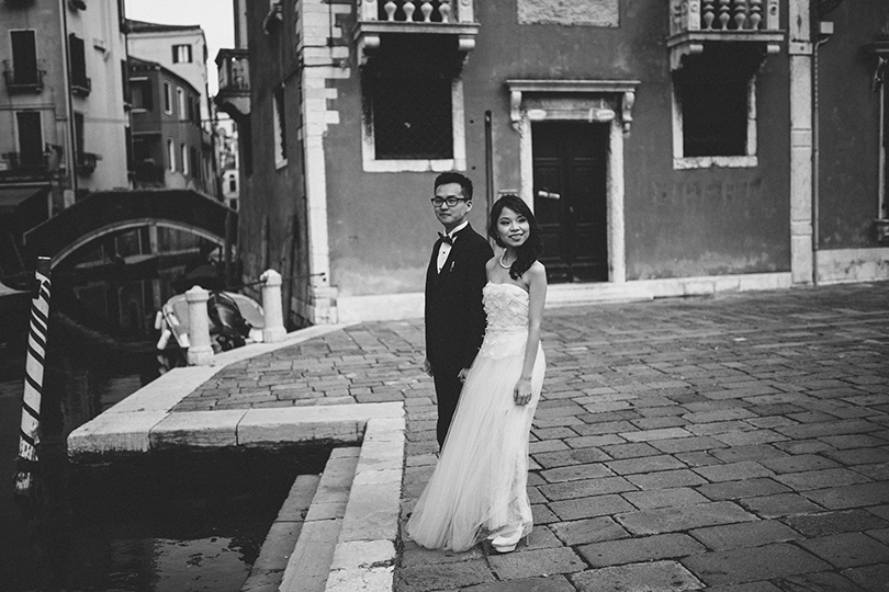 Venice wedding photos
