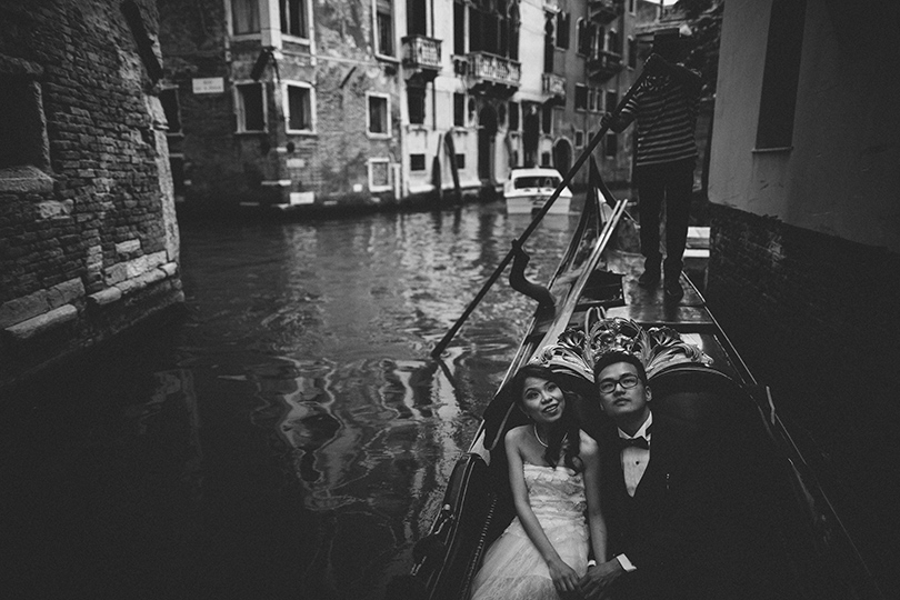 Venice pre wedding photographer
