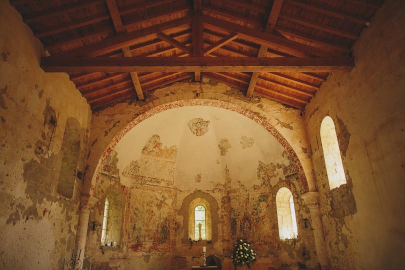 Château de Queille chapel