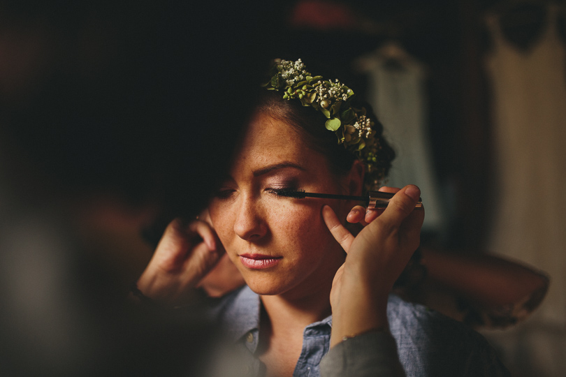 wedding make up carcassonne