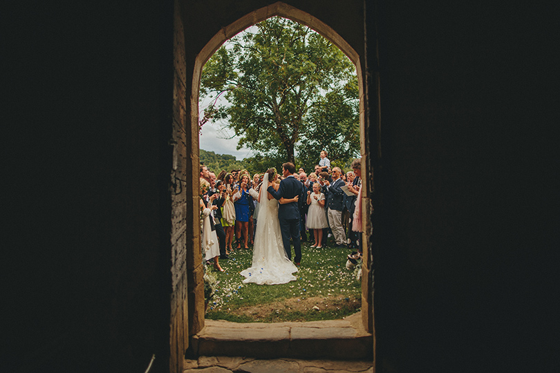 Château de Queille wedding france