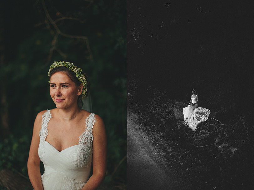 wedding photographer castle Queille france