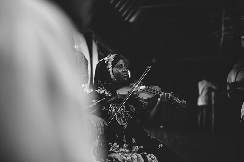 Zanzibar wedding traditional music