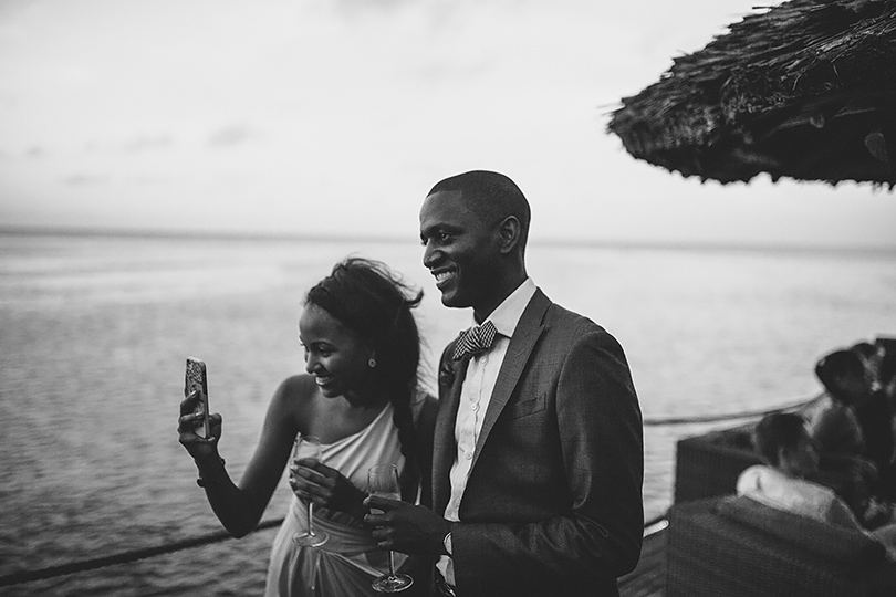 Zanzibar wedding