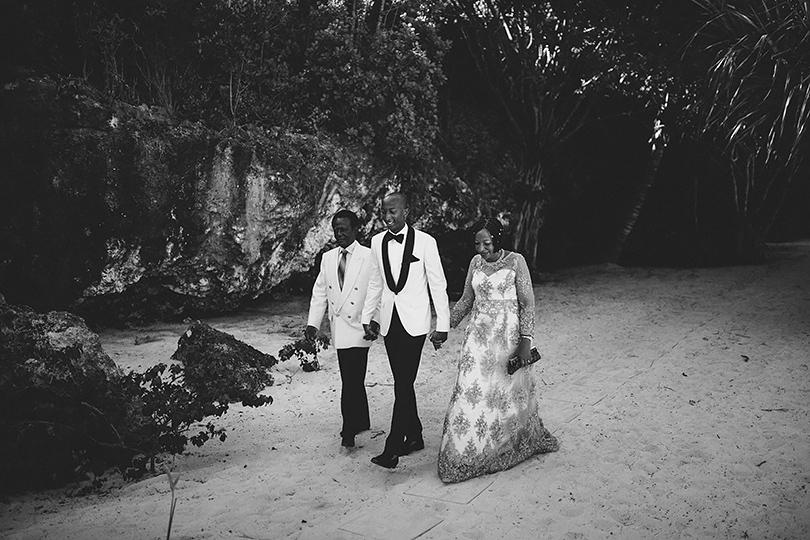 wedding melia zanzibar groom ceremony