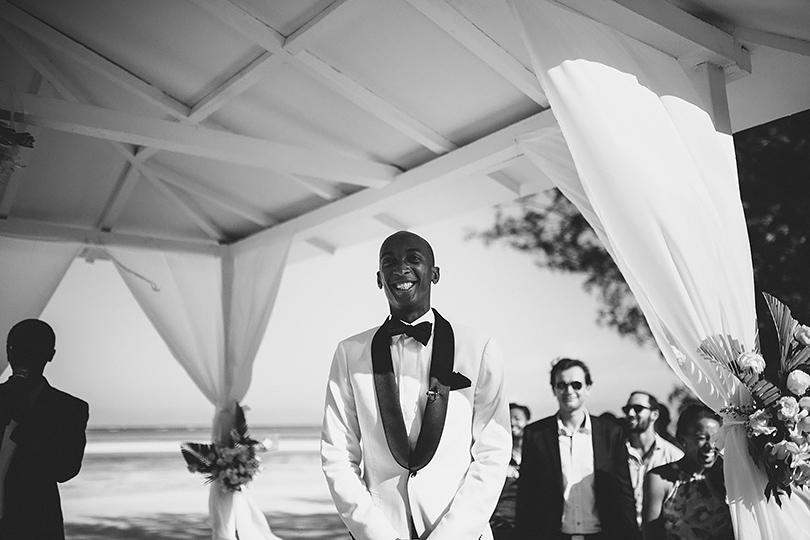 Zanzibar groom ceremony