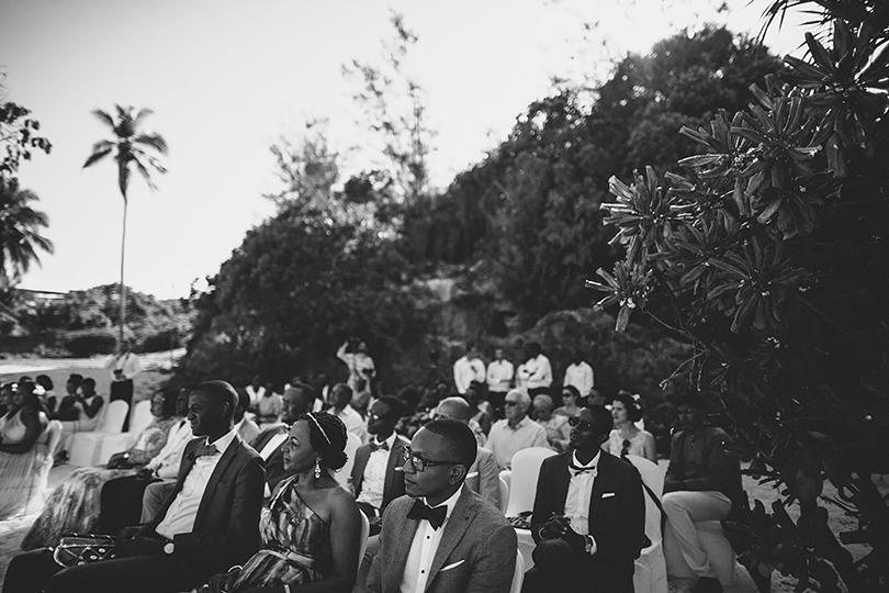 Zanzibar wedding ceremony