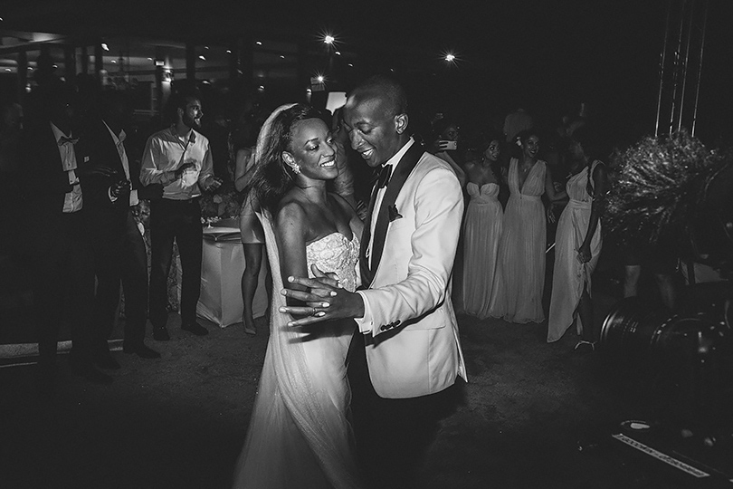 Zanzibar wedding dance