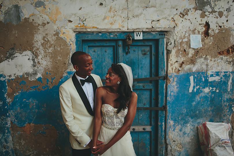 Zanzibar wedding photo