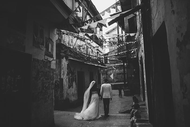 Stone city Zanzibar wedding photographer