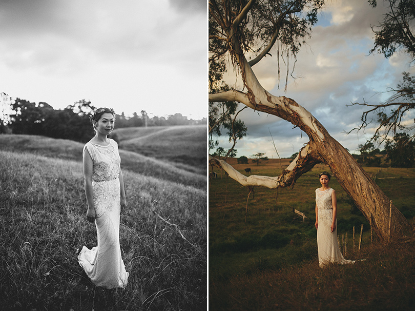 wedding dress photos auckland