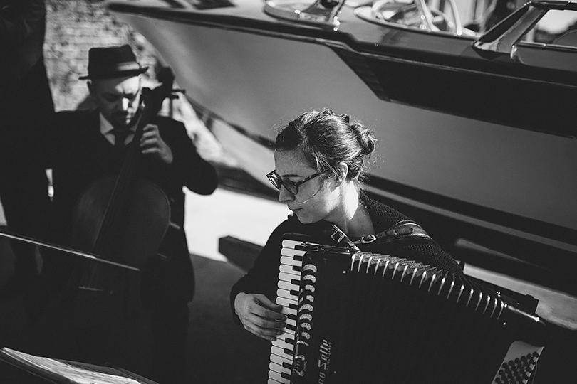 music wedding in venice