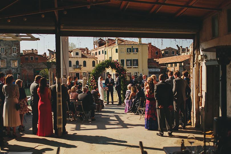 wedding in Palazzo Di Pietro Venice