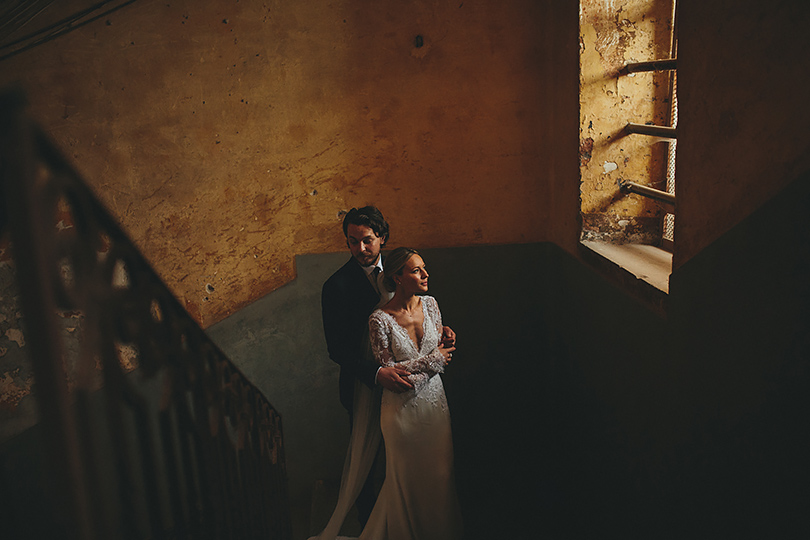 untypical wedding Venice photography