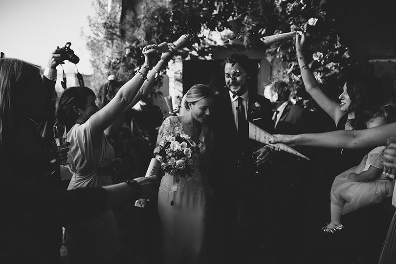 wedding reception venice