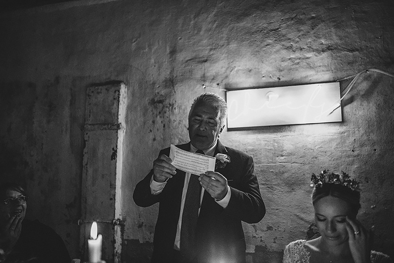 wedding speech father venice