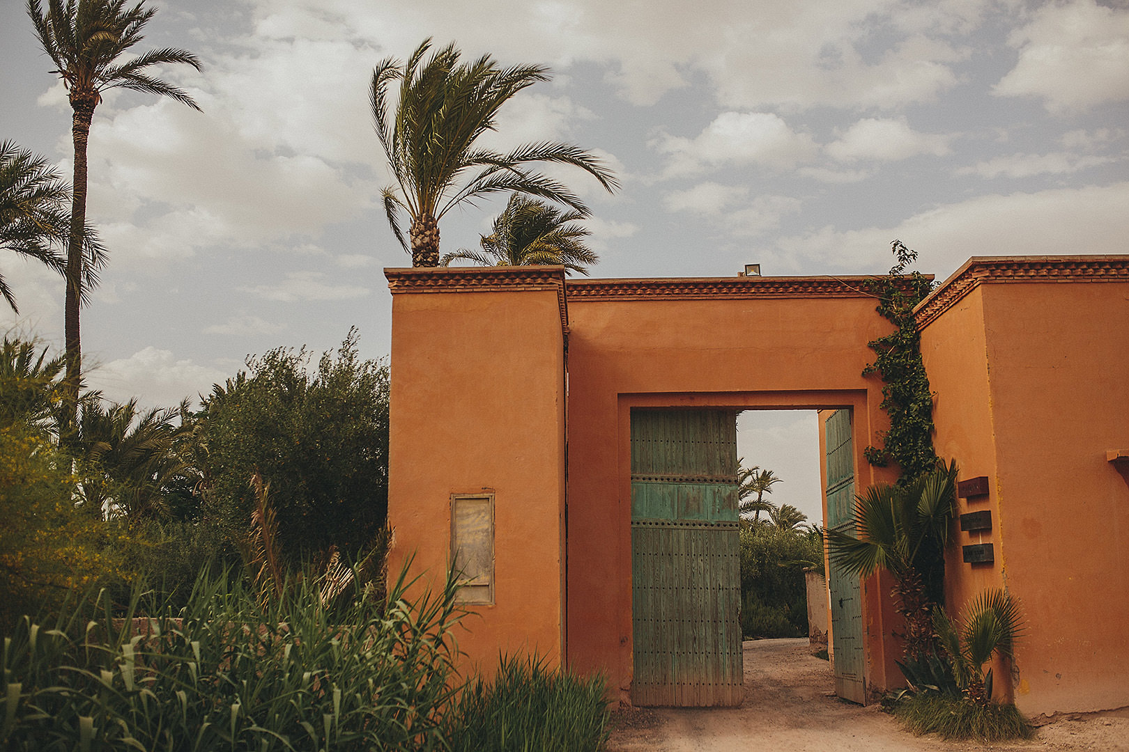 jnane tamsna Marrakech