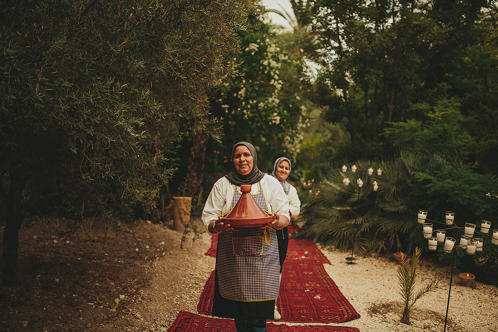 food wedding Marrakesh