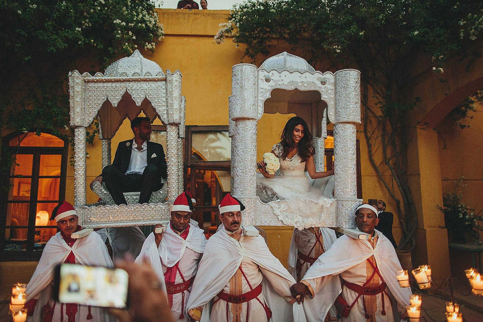 traditional wedding Marrakesh