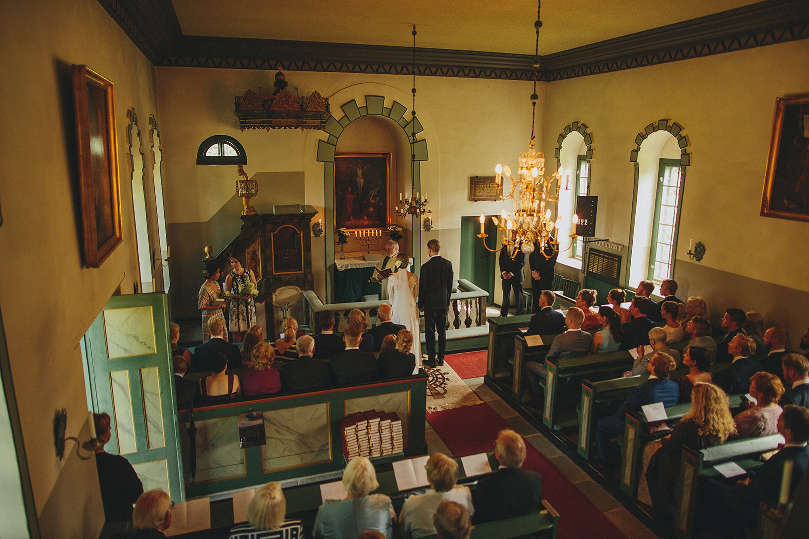 Church wedding-14