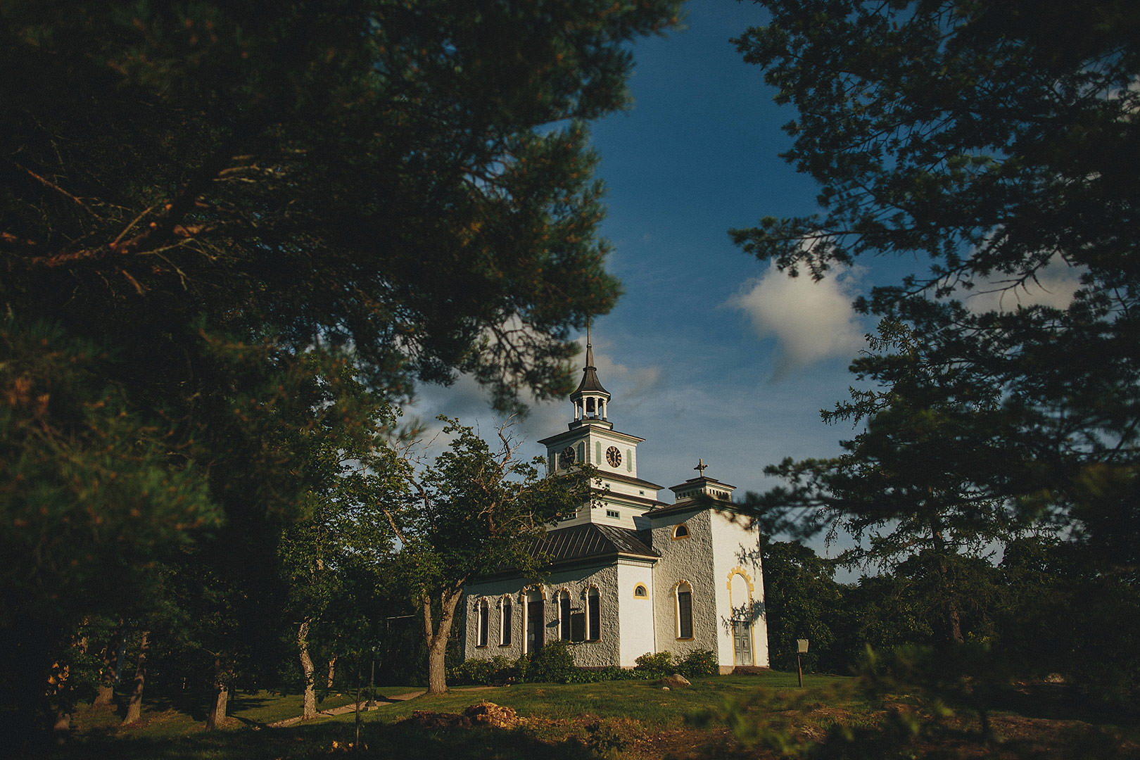 Teijo kirkko häät