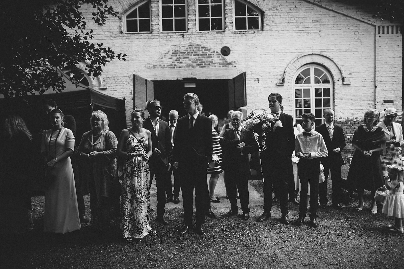 wedding in Finland photographer