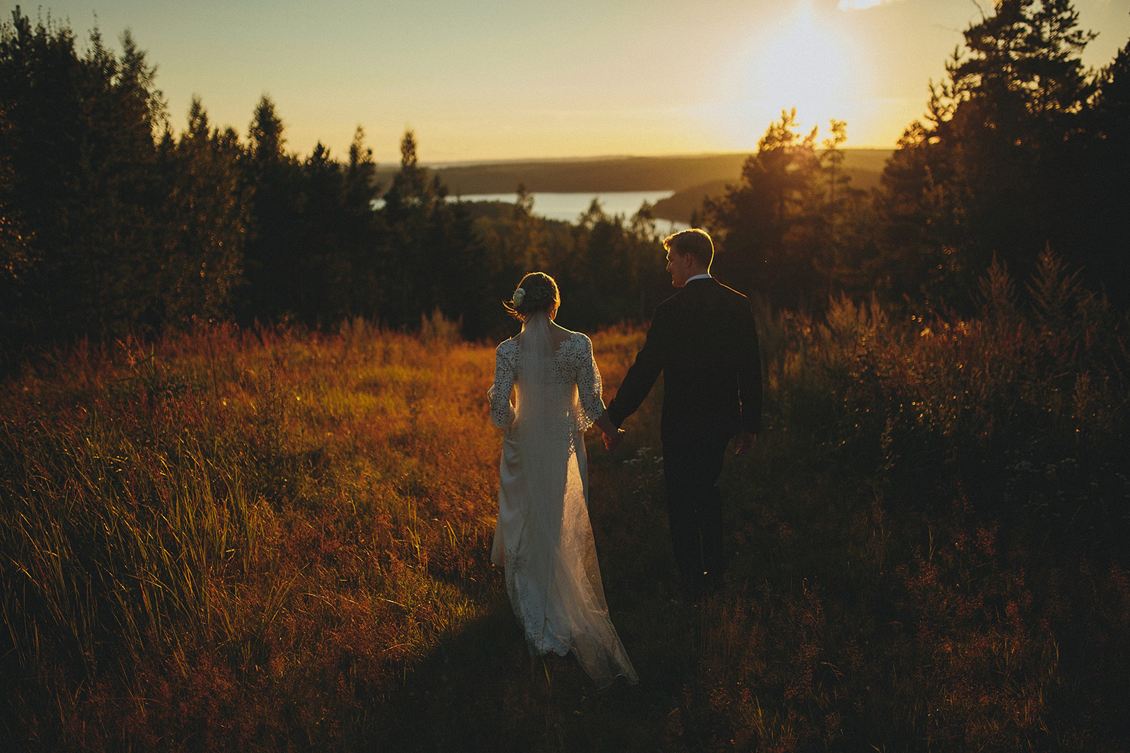 Mathildedal wedding photographer