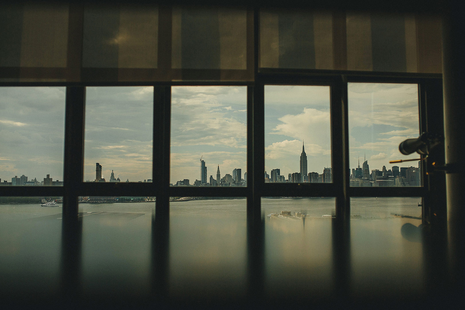 wythe hotel view