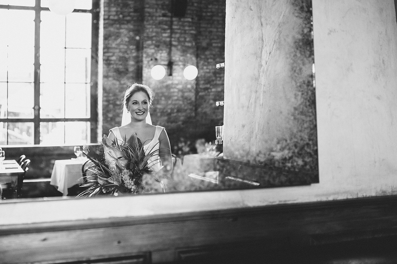 Brooklyn Wythe hotel wedding photographer